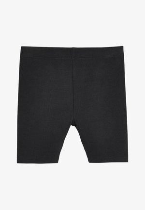 BLACK CYCLE SHORTS (3-16YRS) - Shorts - black