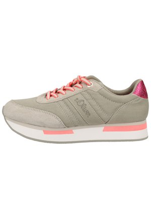 S.OLIVER SNEAKER - Trainers - lt grey 210