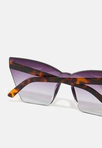 ALDO - CHILAMA - Sunglasses - other brown - 2