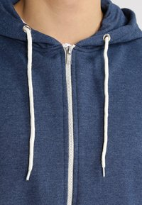 Blend - REGULAR FIT - Hoodie met rits - ensign blue - 3