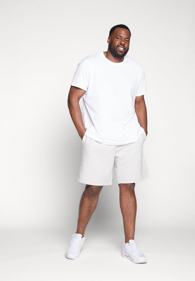 Esprit - 2 PACK - Basic T-shirt - white