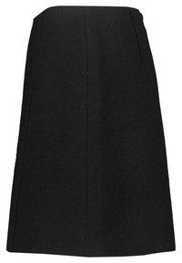 Marc O'Polo - ROCK - A-line skirt - black - 2