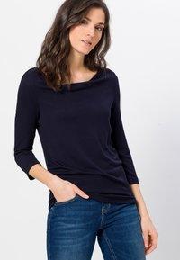 zero - Long sleeved top - dark blue - 0