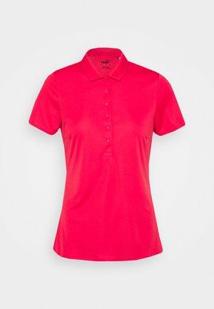 ROTATION - Poloshirt - teaberry