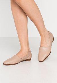 ALDO - BLANCA - Nazouvací boty - bone - 0