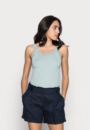 Top - blue mint
