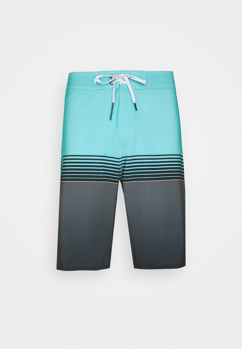 Quiksilver - HIGHLINE SLAB - Swimming shorts - pacific blue