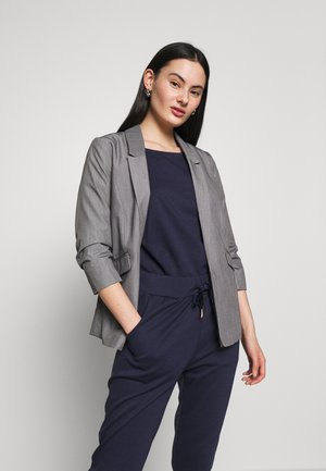 EDGE TO EDGE JACKET - Blazer - grey