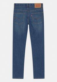Levi's® - 512 SLIM TAPER - Slim fit jeans - blue denim - 1