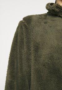 ONLY - ONLDALINA ZIP - Fleece jumper - forest night - 6