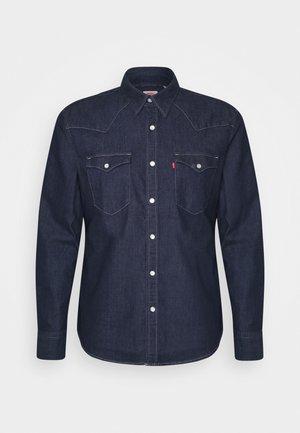 BARSTOW WESTERN SLIM - Skjorte - med indigo