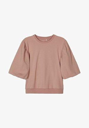 Basic T-shirt - woodrose