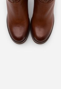 MJUS - High heeled boots - mustard - 5