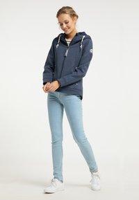 Schmuddelwedda - Outdoor jacket - marine melange - 1