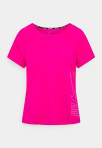 ICON CLASH MILER  - Print T-shirt - fireberry/white