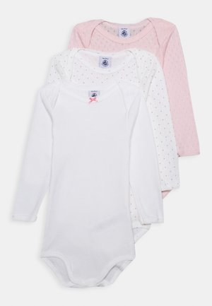 3 PACK - Body - pink/white