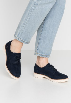 LUSH - Veterschoenen - navy
