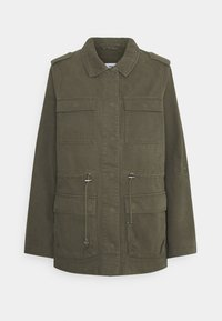 ONLY - ONLMAYA LIFE UTILITY JACKET  - Summer jacket - kalamata - 7