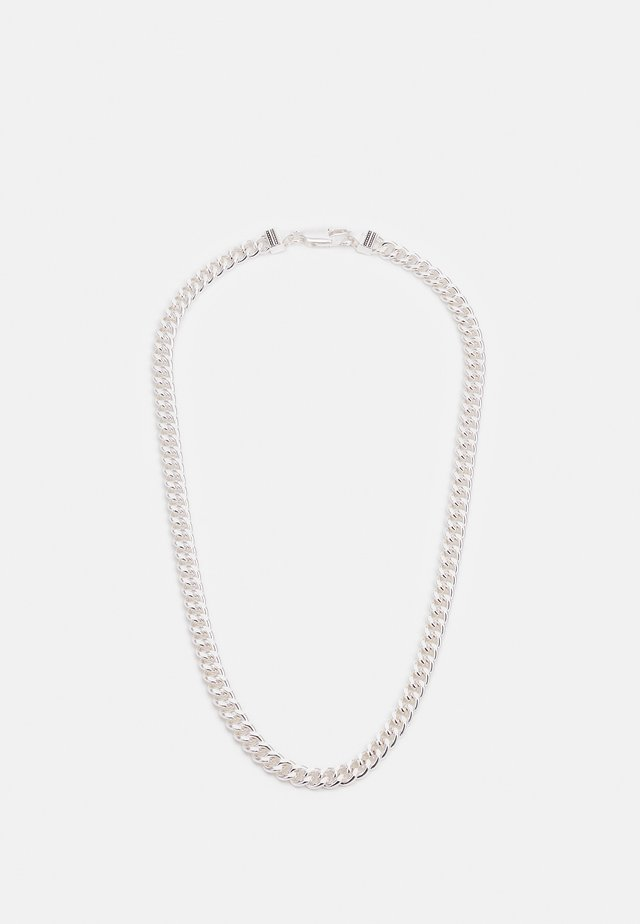 CHAIN NECKLACE - Ketting - silver-coloured