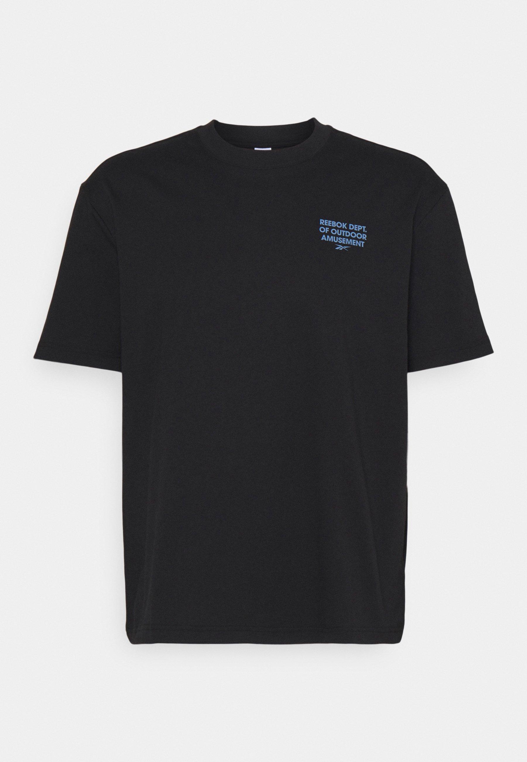 Herren CAMPING GRAPHIC TEE - T-Shirt print