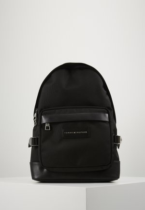 UPTOWN NYLON BACKPACK - Tagesrucksack - black