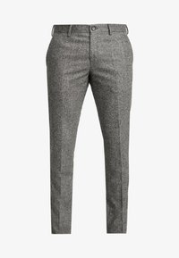 Tommy Hilfiger Tailored - BLEND PANTS - Spodnie materiałowe - grey - 4