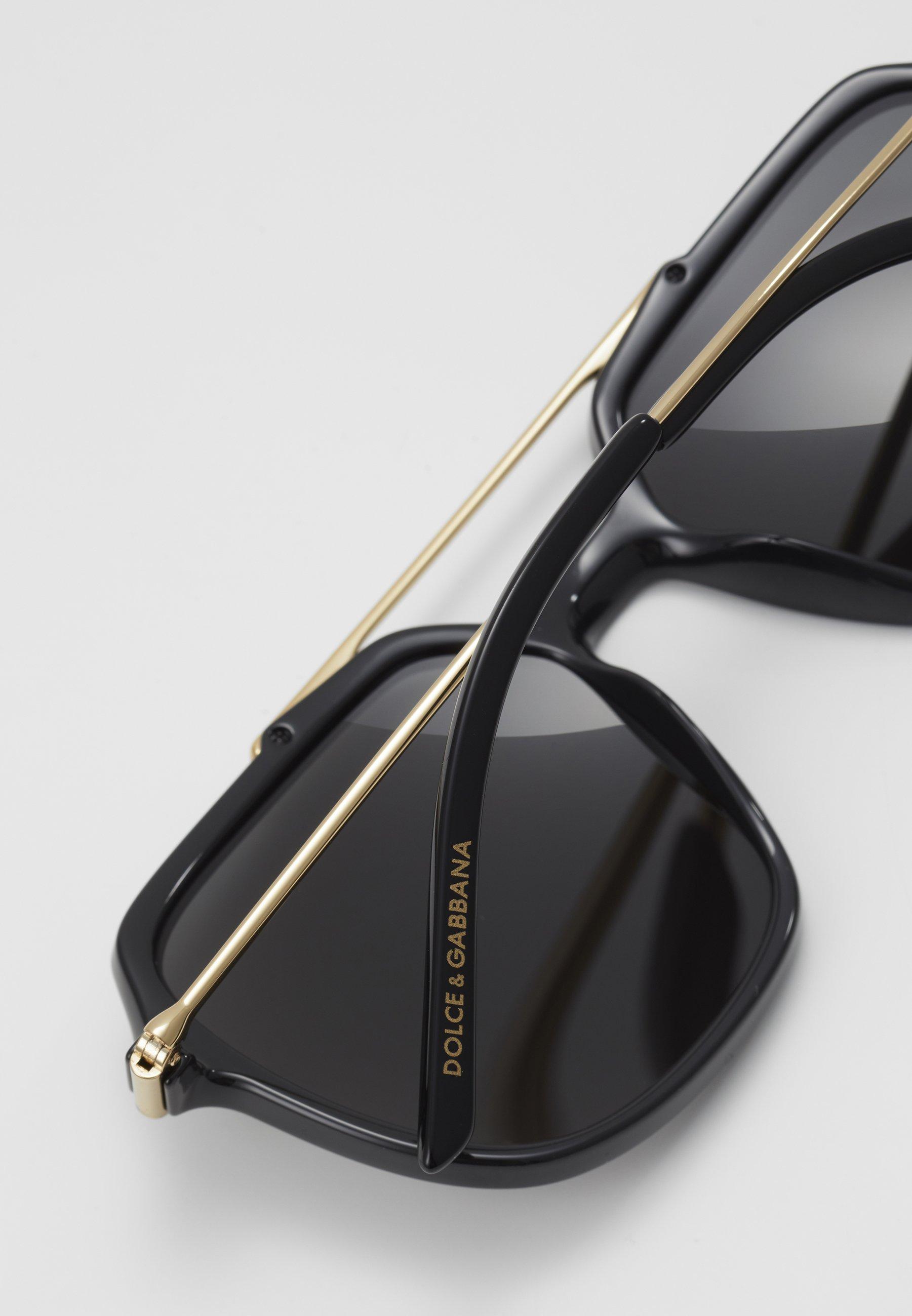 DolceGabbana Sonnenbrille - black/schwarz - Herrenaccessoires y9nwU