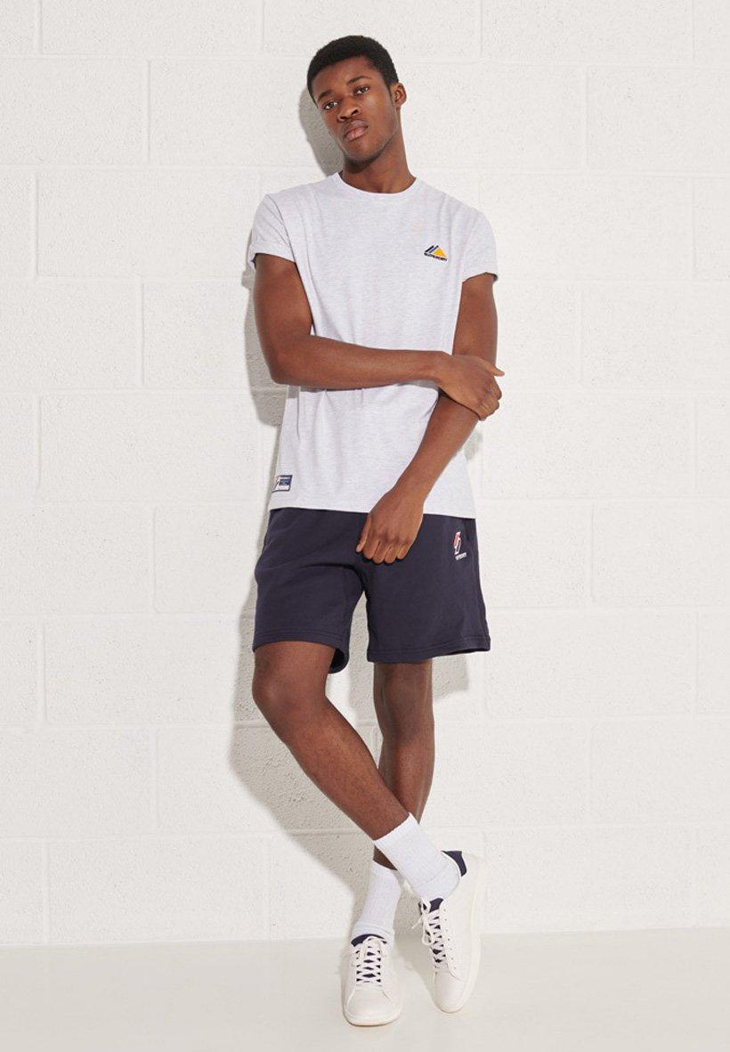 Herren MOUNTAIN SPORT EMBROIDERED - T-Shirt print