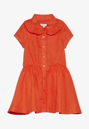 DRESS - Denní šaty - orange