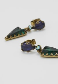 Konplott - SNOW WHITE - Earrings - blue/green - 4