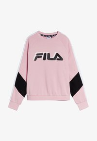 Fila - Collegepaita - coral blush bright white black - 0