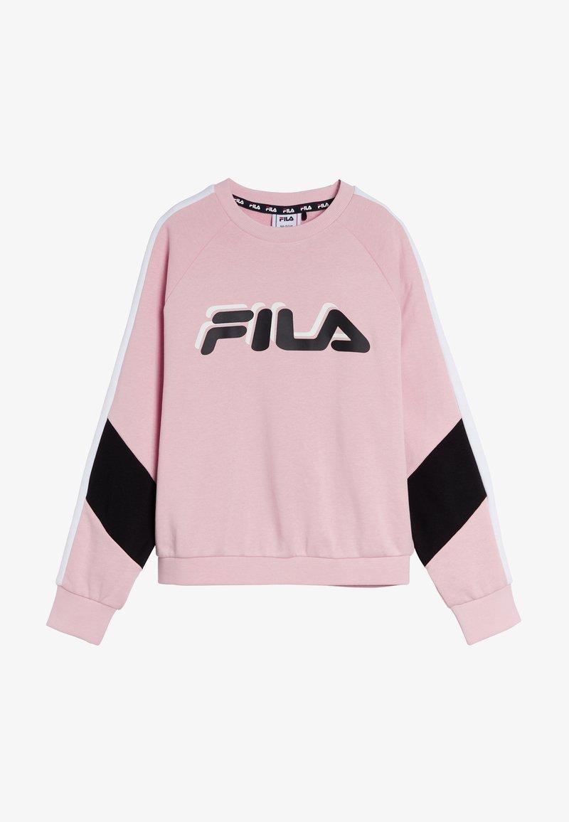Fila - Collegepaita - coral blush bright white black