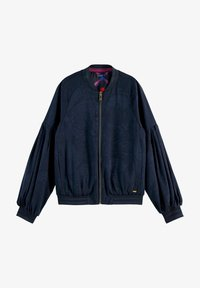 Scotch & Soda - Bomber Jacket - blue - 0