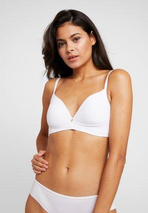 BODY MAKE-UP ESSENTIALS - T-shirt bra - white