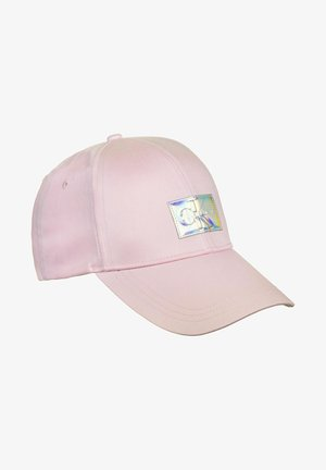 Cap - pearly pink