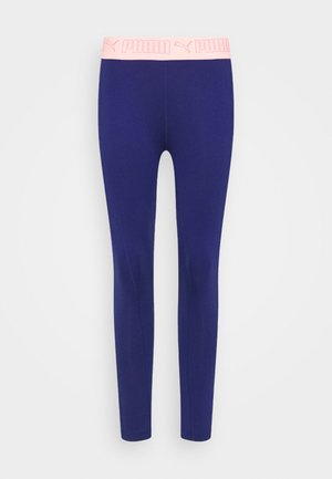 TRAIN ELASTIC 7/8 - Legging - elektro blue