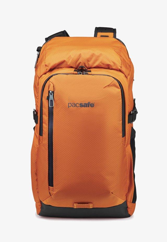 VENTURESAFE - Hiking rucksack - burnt orange