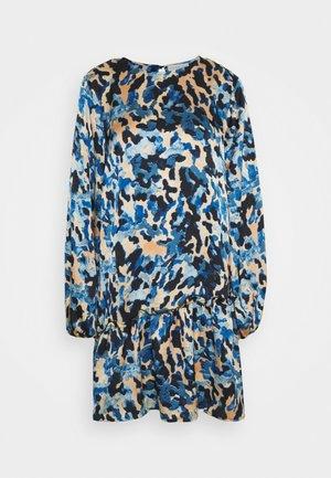 RIRI DRESS - Kjole - blue