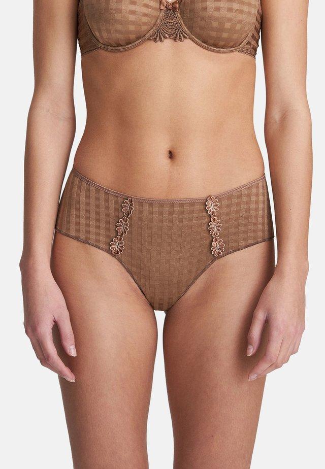Pants - bronze