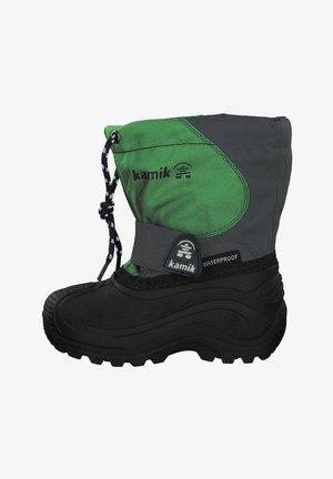 Winter boots - grün