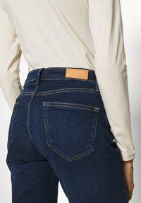 s.Oliver - LANG - Jeans slim fit - dark blue - 5