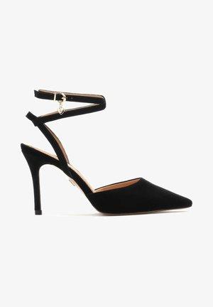 ANTONINA - Zapatos altos - black