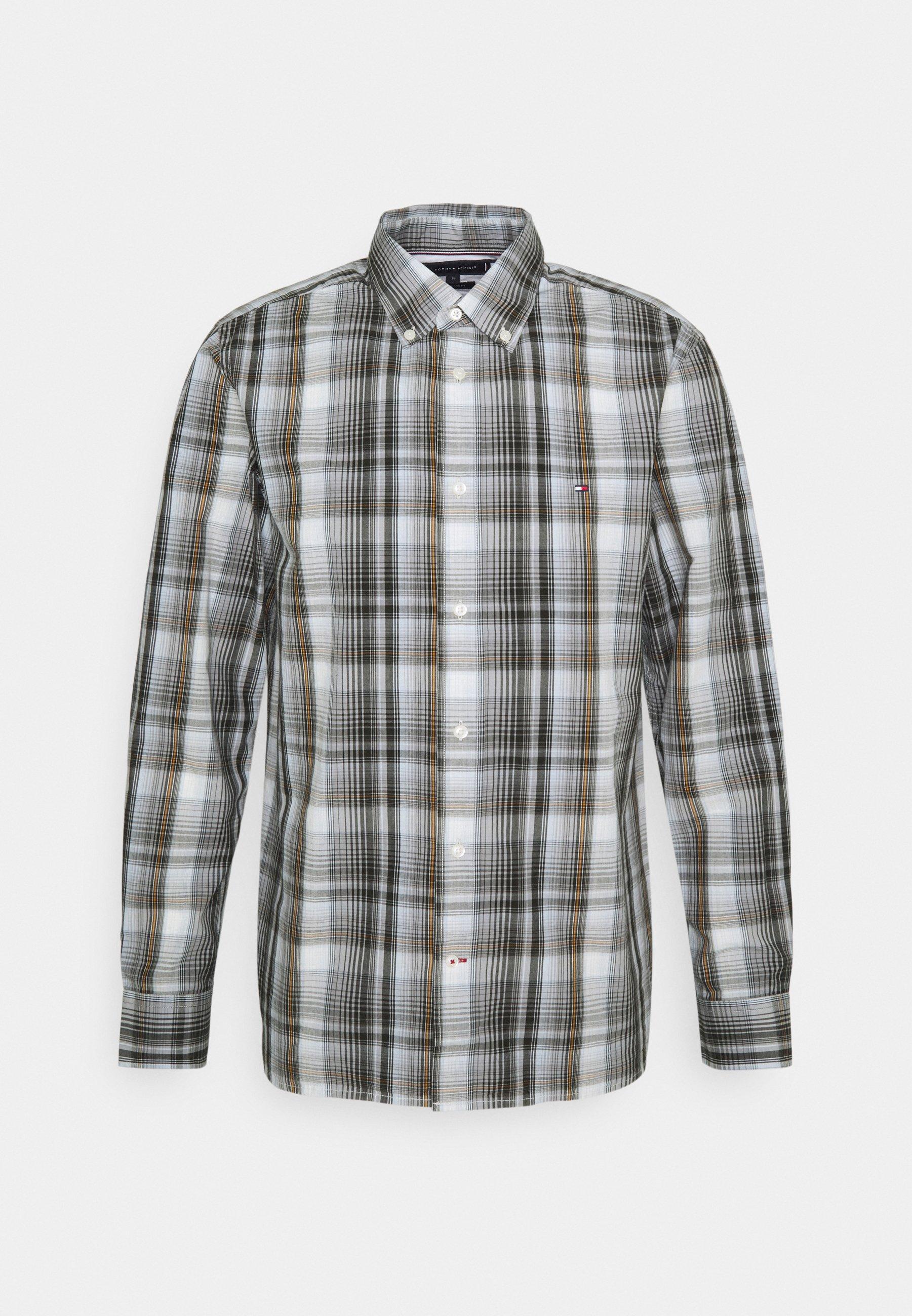 Uomo LARGE CHECK SHIRT - Camicia