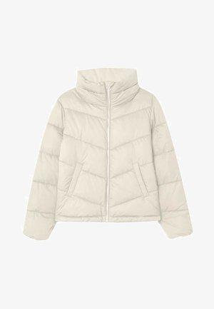 MIT ROLLKRAGEN - Zimní bunda - beige