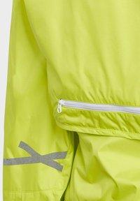 adidas by Stella McCartney - ADIDAS BY STELLA MCCARTNEY TRUEPACE TWO-IN-ONE JACKET - Training jacket - yellow - 4