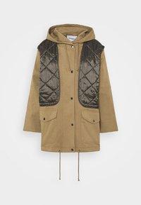 H2O Fagerholt - FIELD JACKET - Krátký kabát - khaki - 0