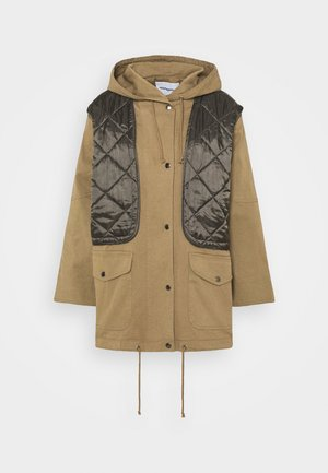 FIELD JACKET - Short coat - khaki