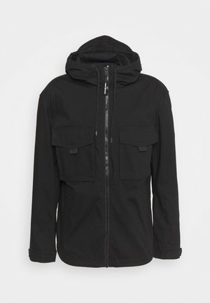LIGHTWEIGHT - Summer jacket - black