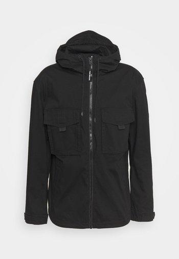 LIGHTWEIGHT - Summer jacket - black