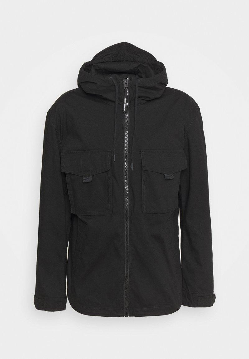 Tommy Jeans - LIGHTWEIGHT - Summer jacket - black